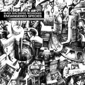 Various Artists - Endangered Species EP 3 - Black Sun Empire