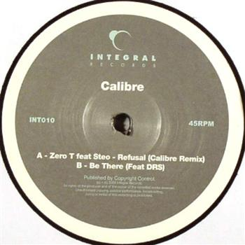 Calibre, Zero Tolerence and Steo - Integral Records