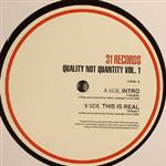 Quality Over Quantity Vol. 1 - Various Artist - 12701
