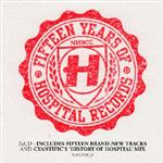 Various Artists - 15 Years Of Hospital Records (Sampler 2)- 15019