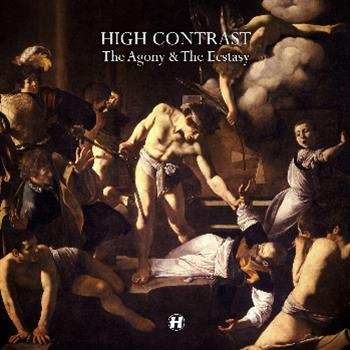 High Contrast - The Agony & The Ecstasy LP + CD LTD Gatefold Sleeve - Hospital