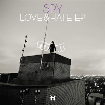 S.P.Y. - Love & Hate EP - Hospital