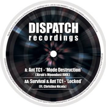 Ant TC1 / Survival & Ant TC1 - Dispatch Recordings
