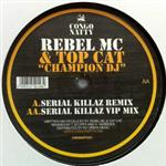 Rebel MC and Top Cat- 15560
