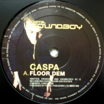 Caspa - Digital Soundboy Recordings