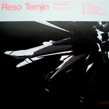 Reso - Temjin EP  - Civil Music