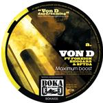 Von D - Daydreaming LP Sampler- 23826