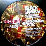 Black Samurai featuring The Ragga Twins & Daddy Freddy - Information Critic- 24282