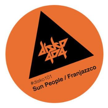 Sun People / Franjazzco - Split EP - Disko404