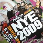 Slammin  Vinyl Presents One Nation NYE 2009 6 X CD Pack- 50524