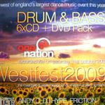 Slammin  Vinyl Presents One Nation Westfest 2009 6 X CD Pack- 50526