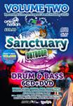 Santuary Outdoor Festival Drum & Bass Cd Pack vol 2- 50652
