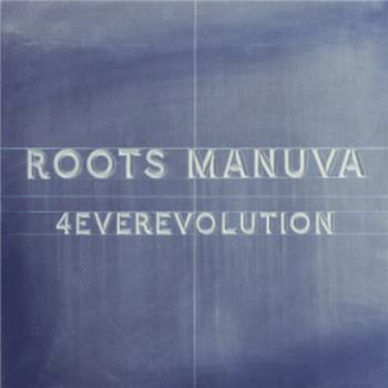 Roots Manuva - 4everevolution CD - Big Dada Recordings