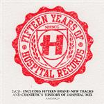 Various Artists - 15 Years Of Hospital Records CD- 50917