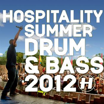 V/A - Hospitality Summer D+B 2012 - CD - Hospital