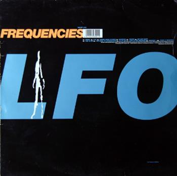 LFO  Frequencies LP - Warp Records