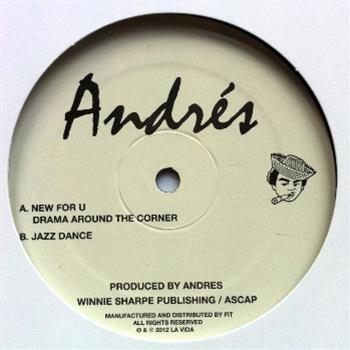 Andres - New For U - La Vida