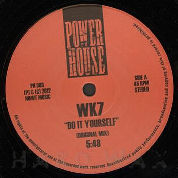 WK7 / Head High - Power House