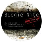 BOOGIE NITE - FREE 2013 EP- 91863