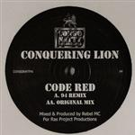 Conquering Lion- cat6123